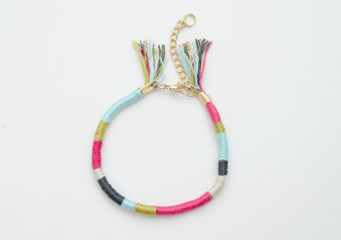 Friendship Bracelet Gold